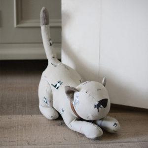 Sophie Allport Door Stop – 'Purr…fect!' Cat