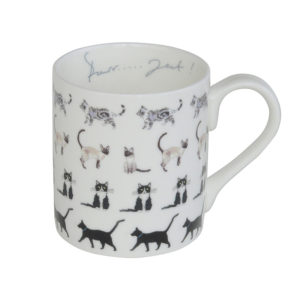 Sophie Allport 'Purr…fect!' Cat Mug