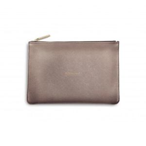 Katie Loxton Perfect Pouch – Be Brilliant