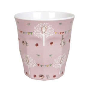 Sophie Allport 'Woodland Party' Children's Melamine Beaker