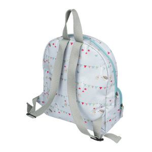 Sophie Allport 'Woodland Party' Children's Oilcloth Backpack