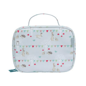 Sophie Allport 'Woodland Party' Children's Oilcloth Lunch Bag