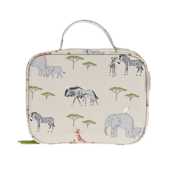 Sophie Allport 'Safari' Children's Oilcloth Lunchbag