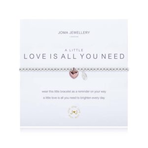 A Little Love is all You Need Joma Jewellery bracelet