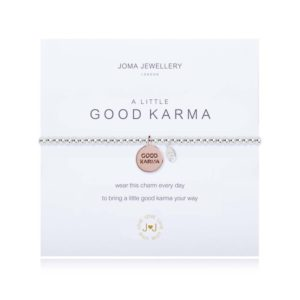 A Little Good Karma Joma Jewellery bracelet
