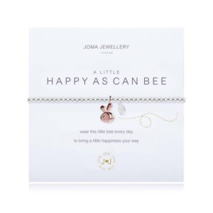 A Little Happy as can Bee Joma Jewellery bracelet
