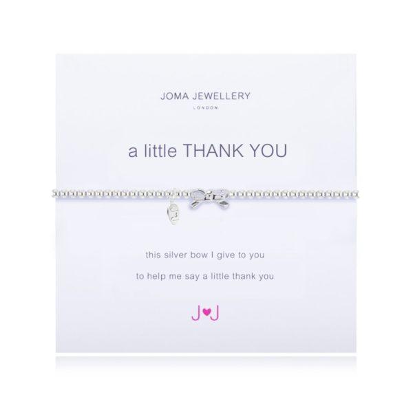 A Little Thank You Joma Jewellery bracelet