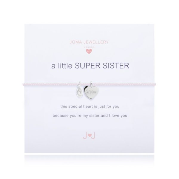 A Little Super Sister Joma Jewellery bracelet