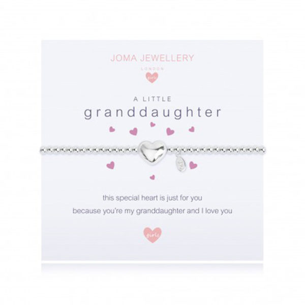 A Little Granddaughter Joma Jewellery bracelet