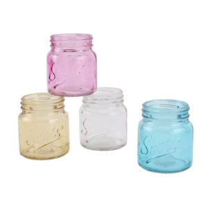 Aloha! Jar Shot Glasses