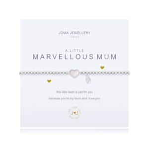 A Little Marvellous Mum Joma Jewellery bracelet