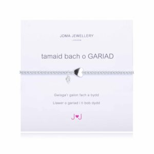 A Little Tamaid Bach o Gariad Welsh Joma Jewellery bracelet