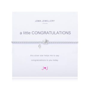 A Little Congratulations Joma Jewellery Bracelet