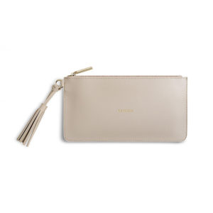 Katie Loxton Florrie Tassel Pouch Oh So Chic