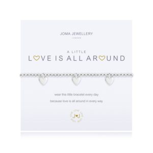 A Little Love is all Around Joma Jewellery bracelet