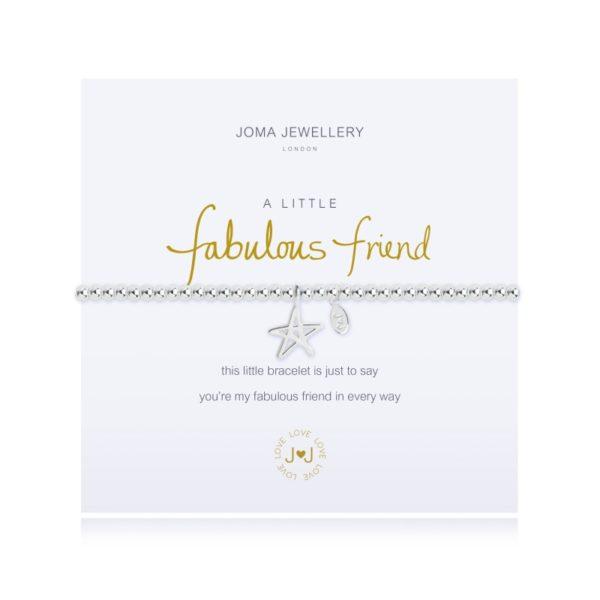 A Little Fabulous Friend Joma Jewellery bracelet