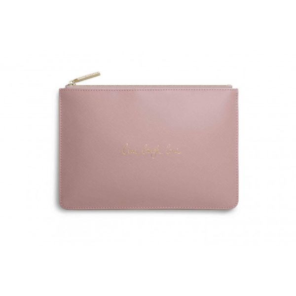 Katie Loxton Perfect Pouch – Live Laugh Love