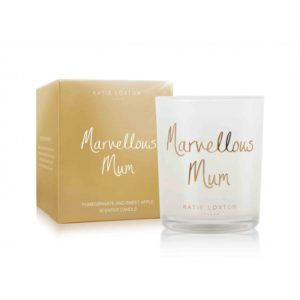 Katie Loxton Small Candle – Marvellous Mum
