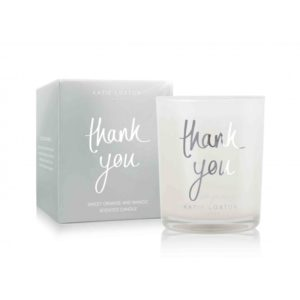 Katie Loxton Small Candle – Thank You