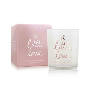 Katie Loxton Small Candle – A Little Love